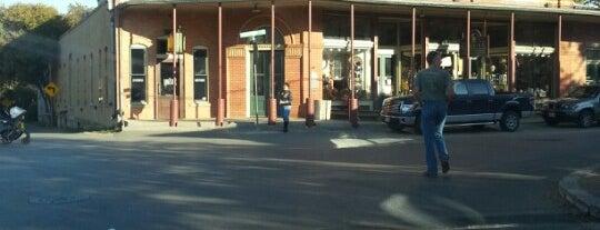 Gruene Historic District is one of Posti che sono piaciuti a Rita.