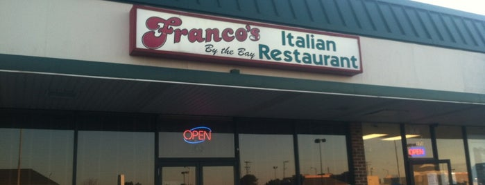 Franco's By the Bay is one of Kawika'nın Beğendiği Mekanlar.