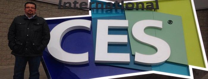 CES 2014 is one of Las Vegas.