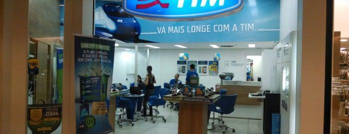 MCM Tim is one of Goiânia Shopping.