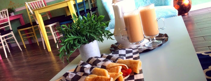 Crepes & Karak is one of D.C.