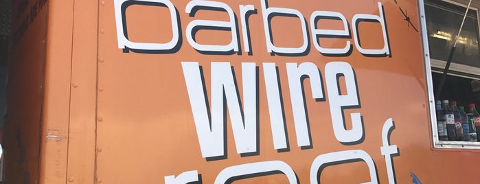Barbed Wire Reef is one of Colorado Eats.