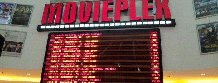 Movieplex is one of Ghid de București.