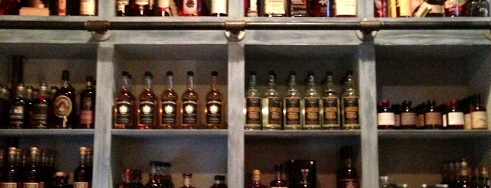 The Whiskey Shop is one of Locais salvos de ECava.