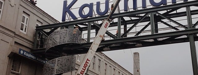 Kaufman Astoria Studios is one of Scenes from the City.