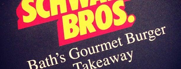 Schwartz Bros is one of Lugares favoritos de Manuel.