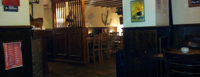 The Ship Inn is one of Places To Eat close to Trawsfynydd Holiday Village.