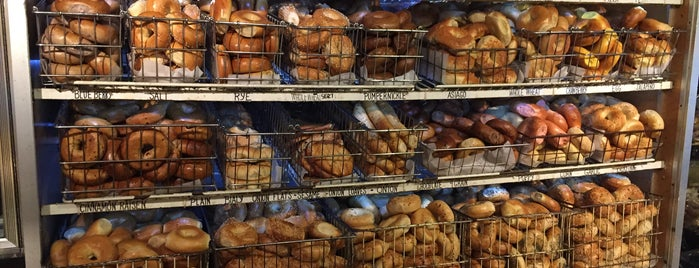 House Of Bagels is one of San Francisco Bagels Ranked.