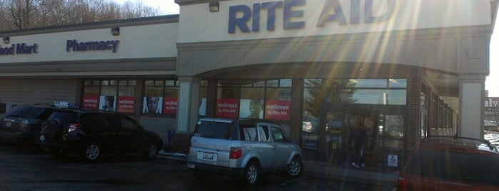 Rite Aid is one of Mo's Liked Places.