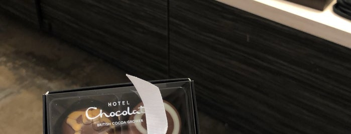Hotel Chocolat is one of London لندن.