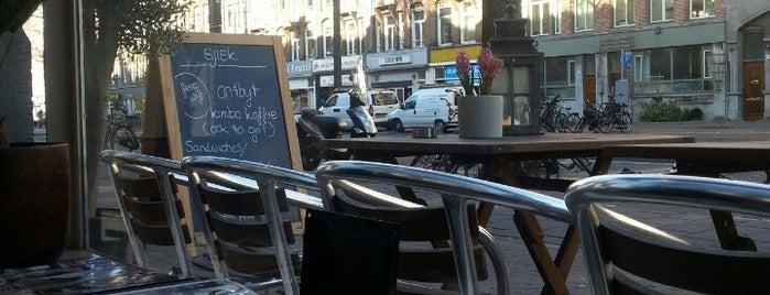 Sjiek Cafe & Deli is one of Amsterdam.