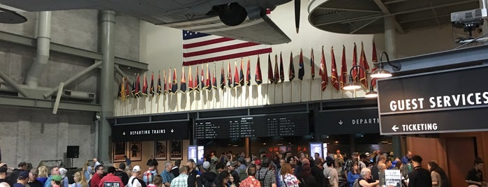 The National WWII Museum is one of New Orleans To-Do List.
