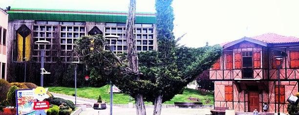 Anfa Altınpark Expo Center is one of Başka yer vardı da biz mi gitmedik :).