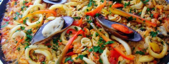 La Paella Cocina Española is one of #FortalezaByMe.