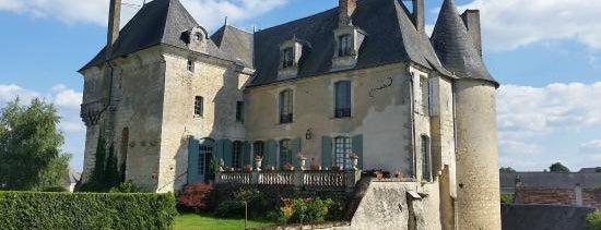 Chateau de La Celle-Guenand is one of Done list.
