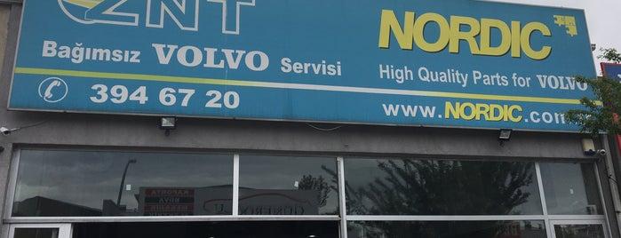 Znt Volvo is one of Tempat yang Disukai Fatih.