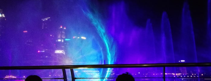 Spectra - Light & Water Show is one of Best of Singapore.
