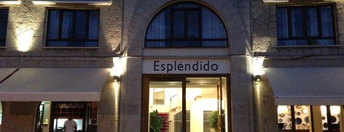 Hotel Espléndido is one of Tempat yang Disukai Richard.