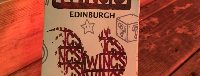 Wings is one of Edinburgh.