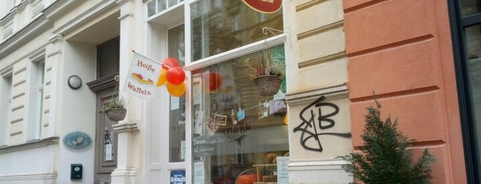 Winkel's Confiserie is one of Ice Cream In Berlin.