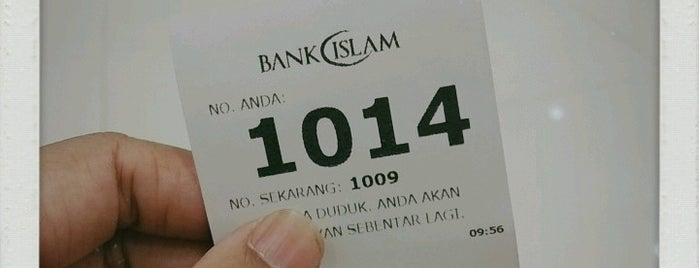 Bank Islam (M) Bhd is one of Eda's Liked Places.
