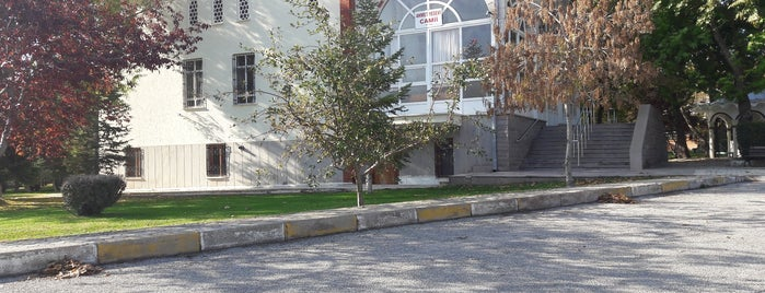 Ahmet Yesevi Camii is one of Konya Meram Mescit ve Camileri.