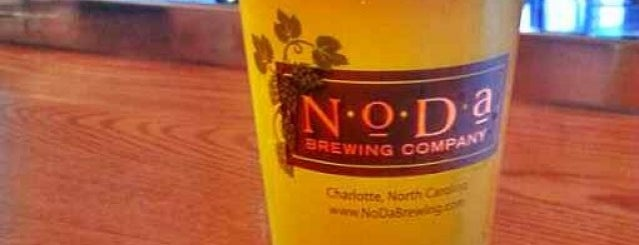 NoDa Brewing Company is one of Breweries in the USA I want to visit.