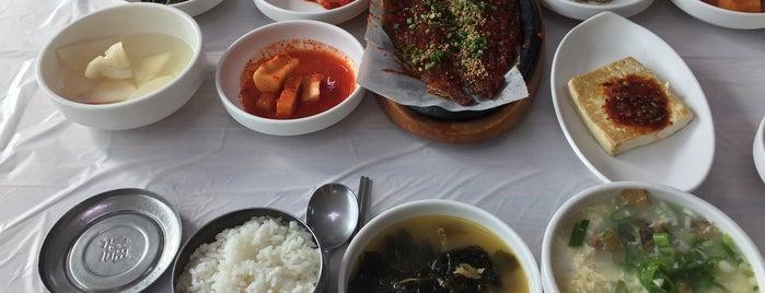 황태덕장 is one of Tempat yang Disimpan Jae Eun.