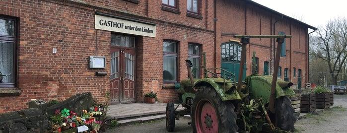 Büttenwarder Dorfkrug is one of Schleswig Holstein.