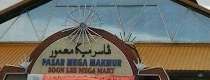 Soon Lee MegaMart is one of Soon Lee Mega Mart.