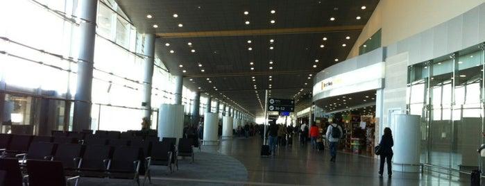 El Dorado Uluslararası Havalimanı (BOG) is one of Airports of the World.