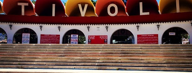 Tivoli World is one of Torremolinos with a babygirl.