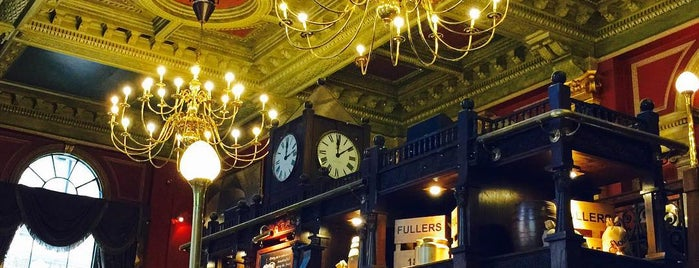 The Old Bank of England is one of Pubs London.