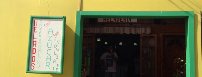 Heladeria Campanario is one of Constanzaさんのお気に入りスポット.