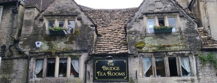 The Bridge Tea Room is one of Gluten free England.