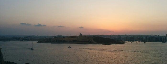 Gunpost is one of Malta.