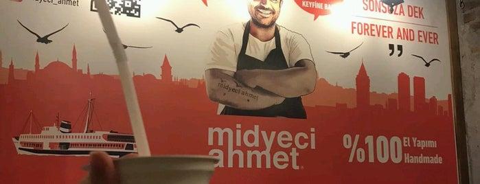 Midyeci Ahmet is one of Eray 님이 좋아한 장소.