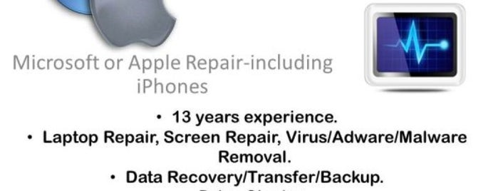 Computer Medic (Repair Services) is one of Jeffさんのお気に入りスポット.