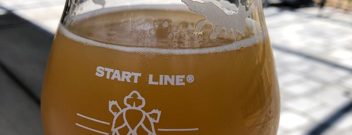 Start Line Brewing is one of New England Breweries.