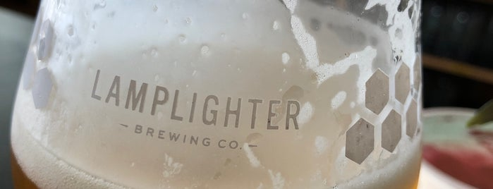 Lamplighter Brewing Co. is one of Cambridge/Somerville.