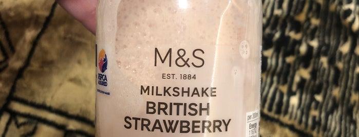 M&S Foodhall is one of Posti che sono piaciuti a David.
