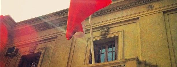 Embajada de Chile is one of Lugares favoritos de Emilio.