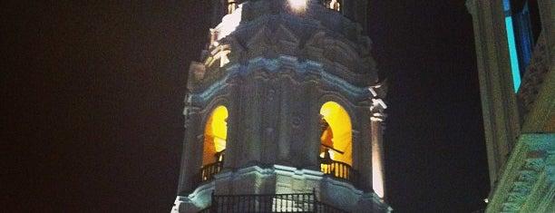 Iglesia De Santo Domingo is one of Danielさんの保存済みスポット.
