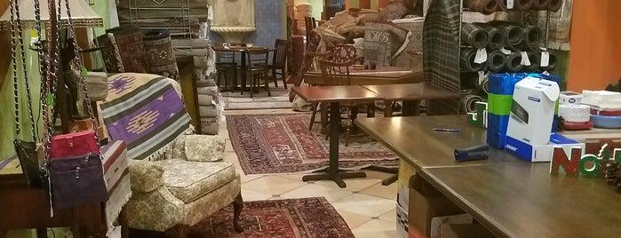 Persian Rug - Azad's Oriental Rug Emporium is one of funky'un Beğendiği Mekanlar.