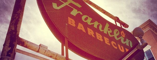 Franklin Barbecue is one of smart Custom Nation Austin.
