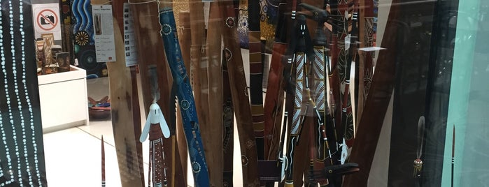 Aboriginal Art Gallery is one of Museums Around the World-List 2.