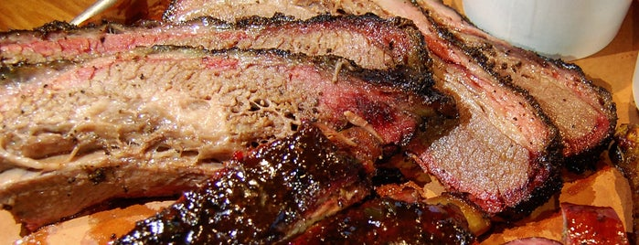Pinkerton's Barbecue is one of Texas Monthly's Top 50 BBQ Joints in Texas.