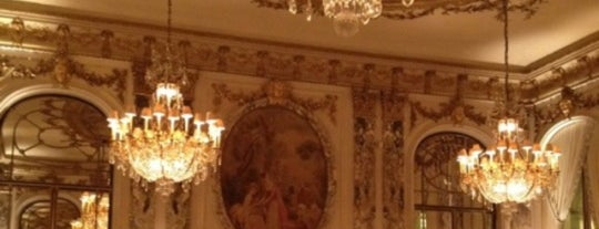 Restaurant Le Meurice Alain Ducasse is one of i want 2 eat.