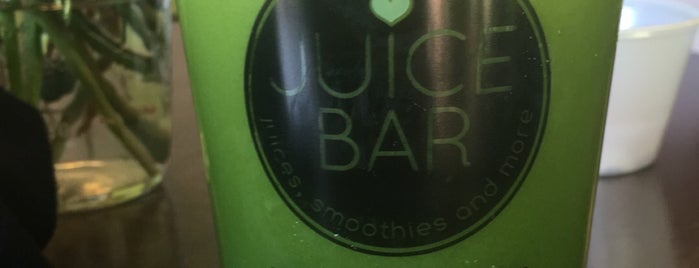 Juice Bar is one of GA.