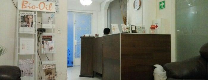 Centro De Salud Adolfo Prieto is one of Zava'nın Beğendiği Mekanlar.